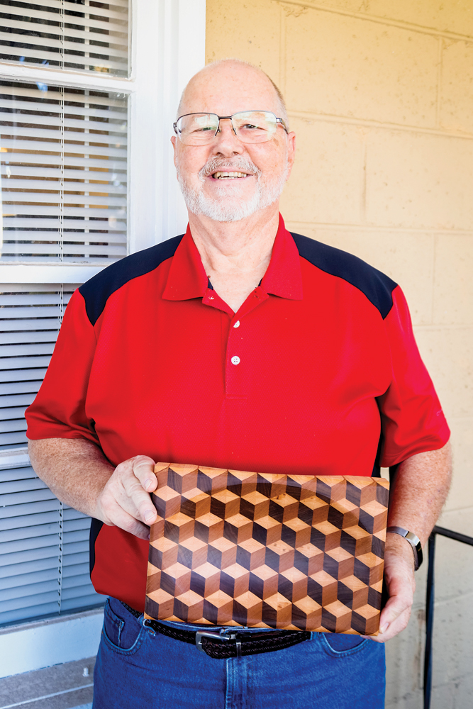 Local Woodworker Awarded In Atlanta Competition Henry